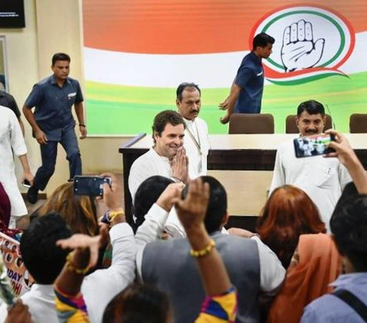 Revolt brewing against Congress 'old guard'