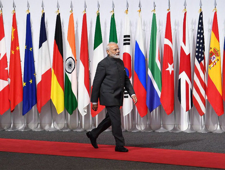 PM Modi holds bilateral talks with Presidents of Indonesia, Brazil on sidelines of G20 Summit