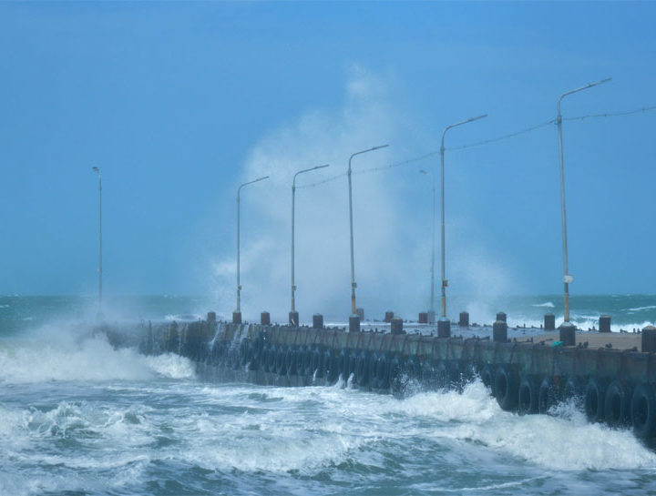 Sea levels along Indian coast rose by 1.3 mm/yr during last 40-50 years: Government