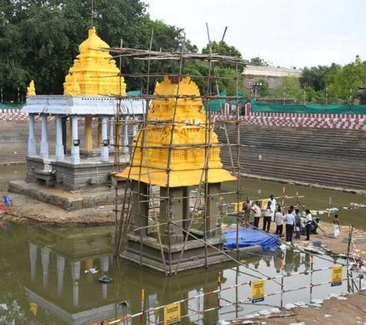 Over 1 crore catch glimpse of Athi Varadar during once-in-40-years festival