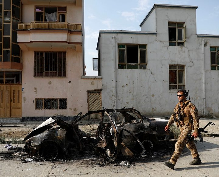 Indian-American Killed in Terrorist Attack on UN Vehicle in Kabul, Confirms Mike Pompeo