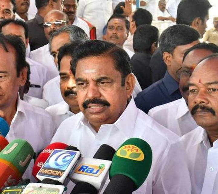 Edappadi welcomes Supreme Court ruling on civic polls in 27 districts