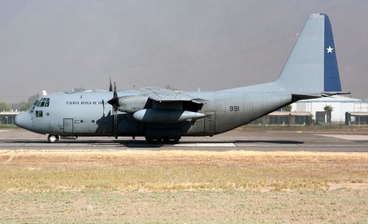Chilean Air Force plane missing on its way to Antarctica