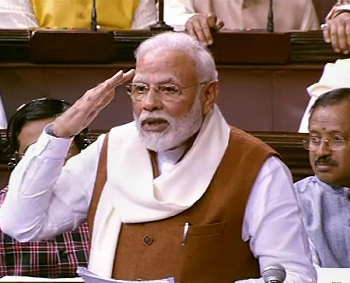 Remember How UPA Rushed Telangana Bill, Says Modi to Repel Oppn Attack on Kashmir and CAA