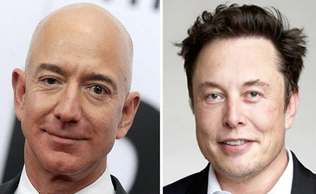 """Jeff Bezos And Elon Musk Just Became """"Obscenely Rich"""". Details Here"""