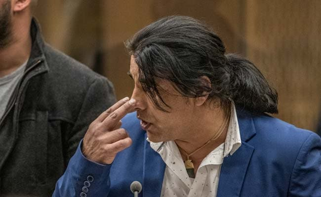 """You Know This Face"": Christchurch Hero Confronts Killer In Court"