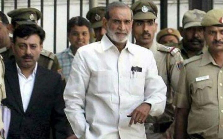 SC rejects 1984 riots convict Sajjan Kumar's plea seeking interim bail on health ground