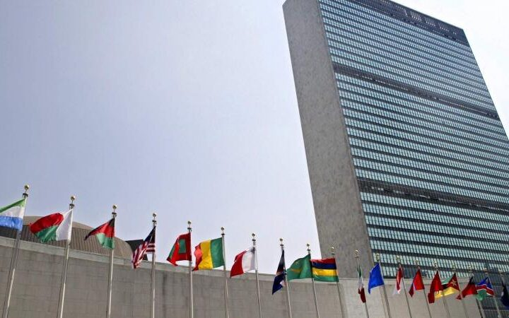 Former UN official charged with lying about rape in Iraq